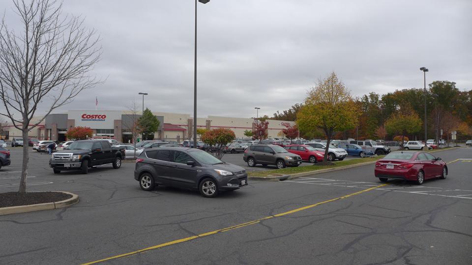 plato parking lot